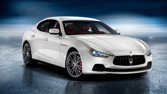 Der Maserati Ghibli.