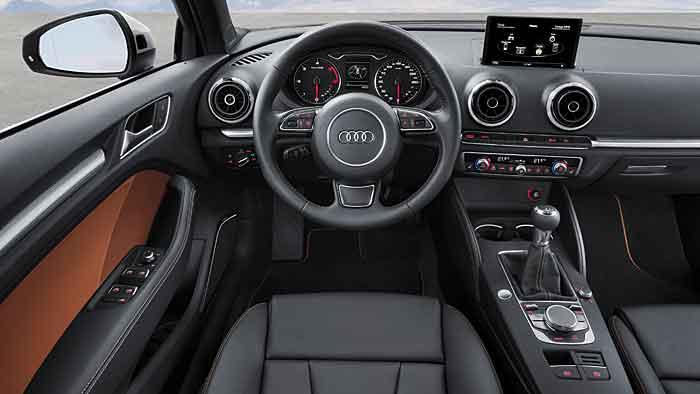 Audi erschließt neue Märkte mit der A3 Limousine.