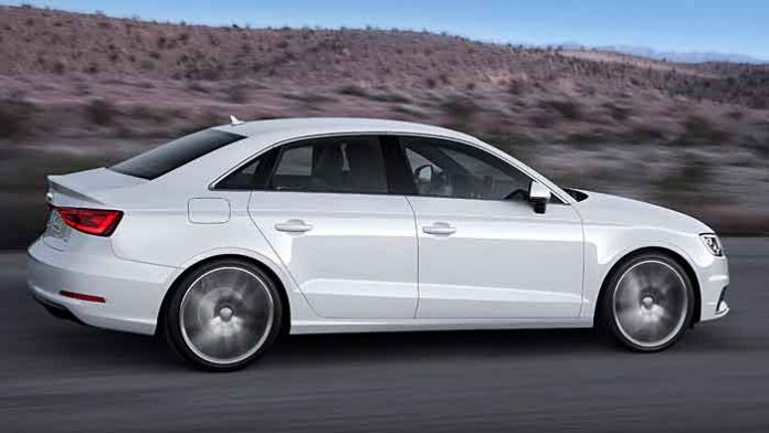 Die neue Audi A3 Limousine punktete in vielen Regionen.