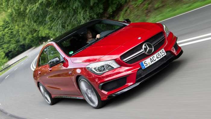 Mercedes baut Kompakt-Klasse-Familie aus