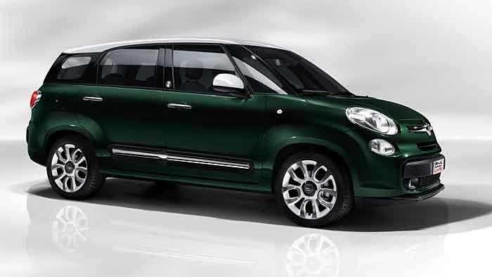 Fiat erweitert 500er Familie
