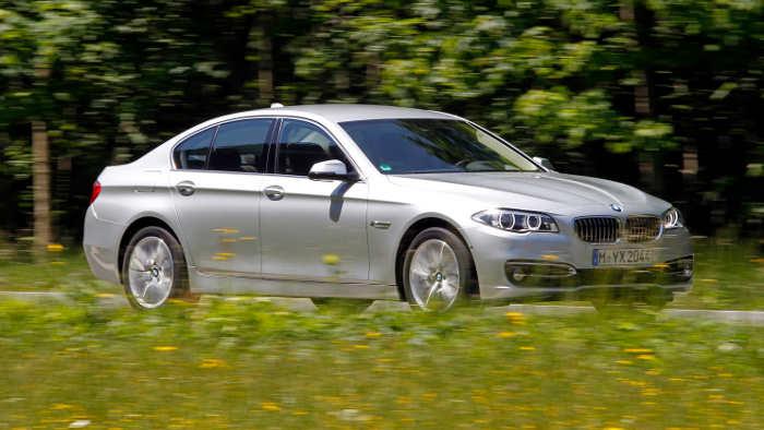 Der neue BMW 530d hat einen Cw-Wert von 530d.