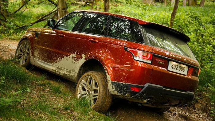 Range Rover Sport: Sportlichkeit mal anders
