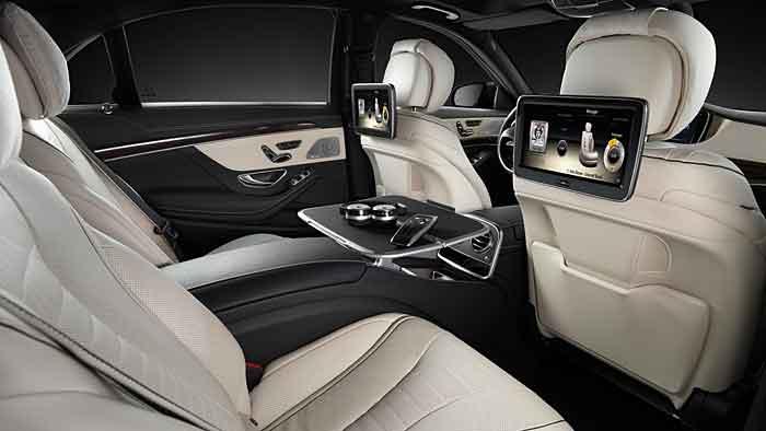 Die Preise für die neue Mercedes S-Klasse beginnen bei knapp 80.000 Euro.