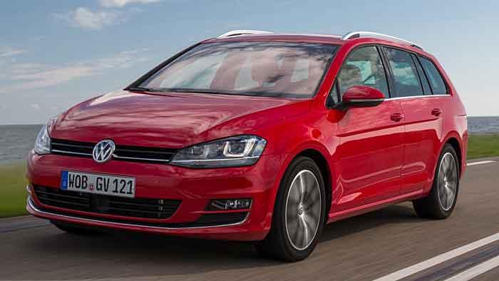 Der VW Golf Variant reicht vom Ladevolumen fast an den Passat Variant heran.