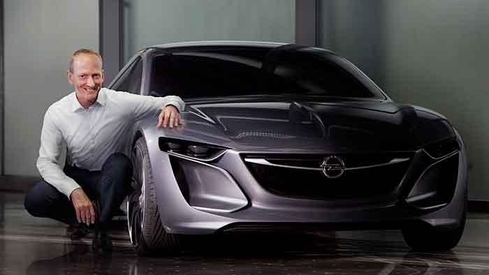 Opel Monza Concept: Vision der Opel-Zukunft