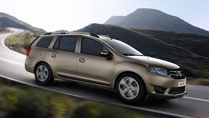 Comeback des Dacia Logan MCV