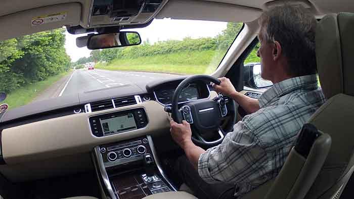 Ab September rollt der neue Range Rover Sport nach Deutschland.