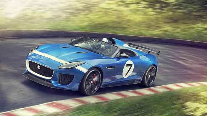 Jaguar F-Type erinnert an D-Type