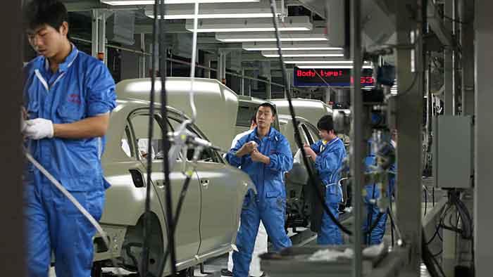 VW-Kernmarke stagniert im Spätsommer