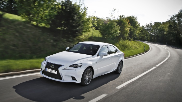 Lexus IS 300F Sport: Die dritte Generation