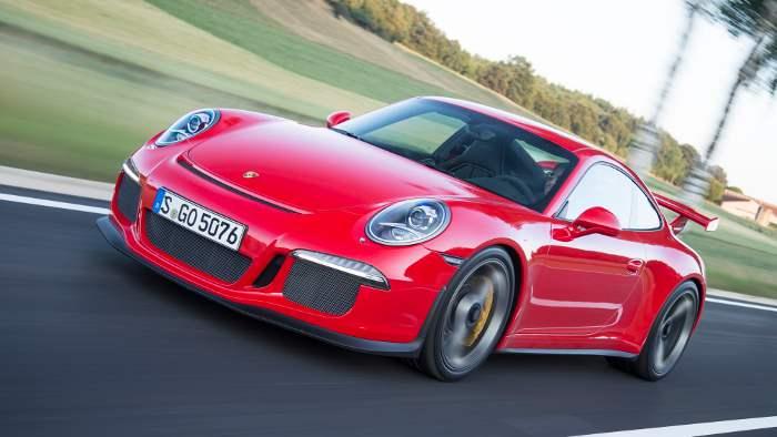 Der Porsche 911 GT3