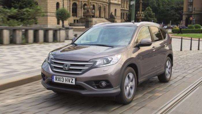 Fahrbericht: Honda CR-V folgt dem Trend