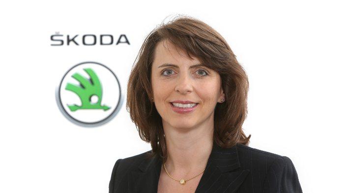 Imelda Labbé wird neue Skoda-Deutschland-Chefin.