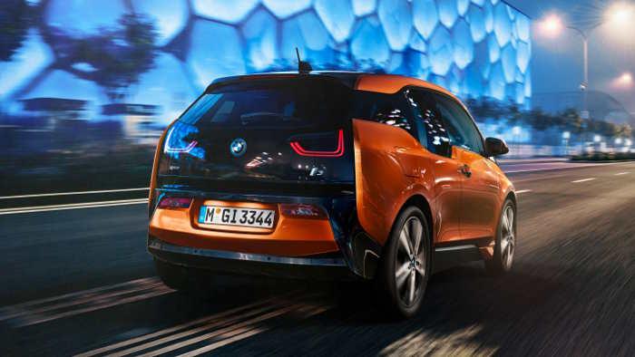 Elektroauto BMW i3: Der Hoffnungsträger