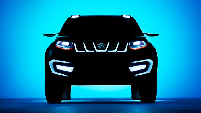 Der Suzuki iV 4 Concept