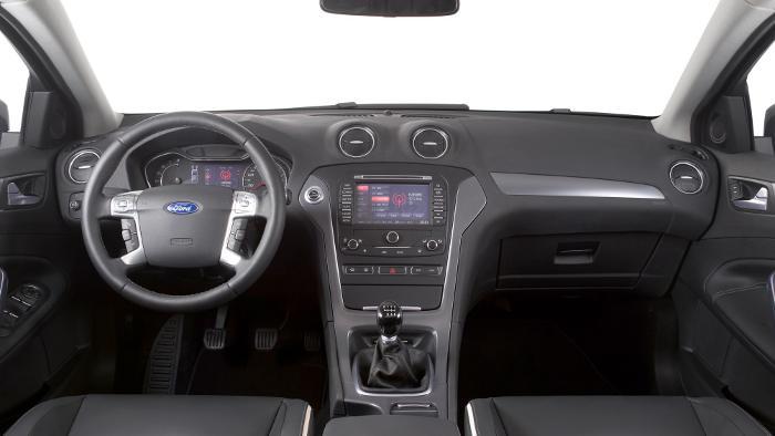 Der Ford Mondeo
