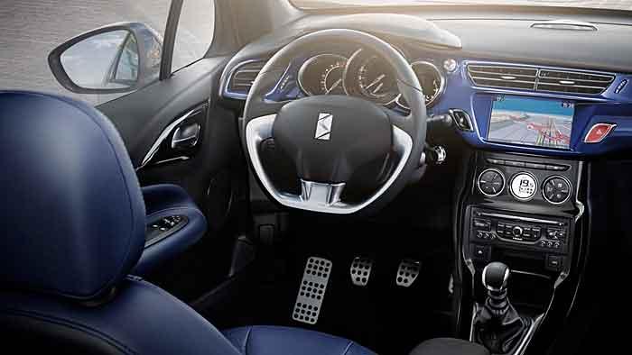 Das Citroen DS3 Cabrio bietet luftige Gefühle.