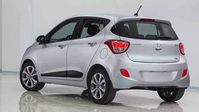 Der neue Hyundai i10 feiert Premiere auf der IAA.