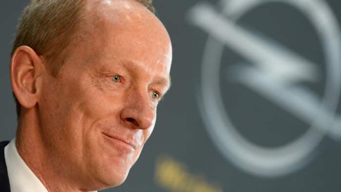 Opel-Chef Karl-Thomas Neumann gibt sich optimistisch.