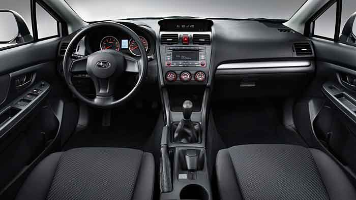 Der Subaru Impreza ist ab 20.990 euro erhältlich.