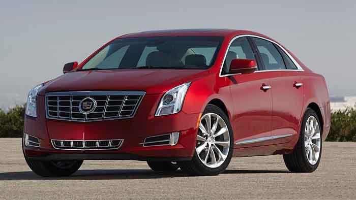 Der Cadillac XTS hat eine große Wandlung hinter sich gebracht.