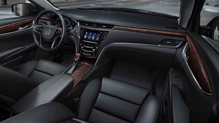 Der Cadillac XTS hat sich stark gewandelt.
