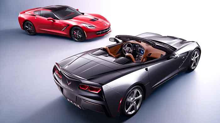 Chevrolet hat die Corvette Stingray völlig neu konzipiert.