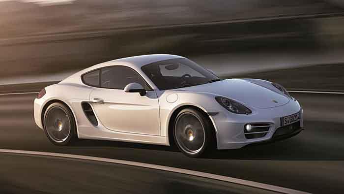 Die Preise für den Porsche Cayman beginnen bei 51.400 Euro.
