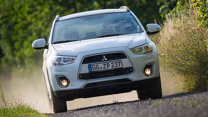 Der Mitsubishi ASX hat eine neue Topmotorisierung erhalten.