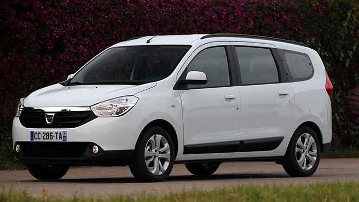 Dacia Lodgy: Clevere Alternative