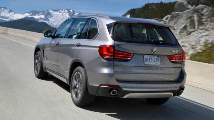 Der BMW X5 legte um über 30 Prozent zu
