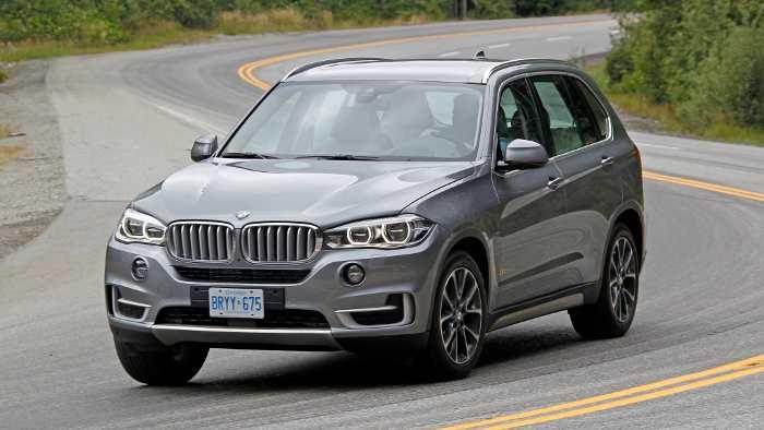 Der BMW X5 sorgt für hohe Steigerungsraten.