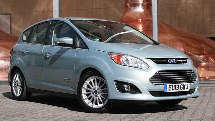 Der Ford C-Max Energi ist ein Plugin-Hybrid