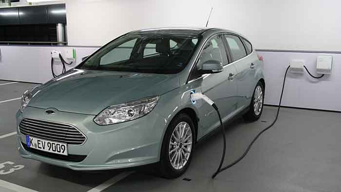 Ford Focus Electric: Teurer Spätstarter