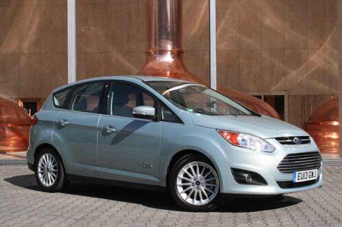 Ford stößt mit drei Fahrzeugen ins elektrische Zeitalter vor. Während der C-Max Energi ein Plugin-Hybrid ist, ist auch . . .