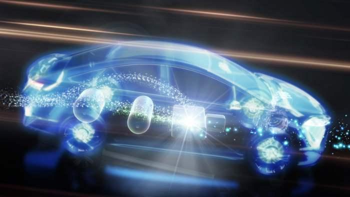 Toyota bringt 2015 ein Brennstoffzellenauto auf den Markt.