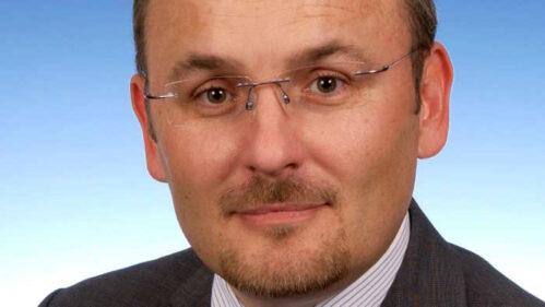 Alexander Wittmaier leitet die Aerodynamik bei VW.