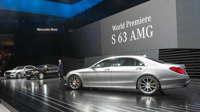 Mercedes S 63 AMG: Um Reifenbreite in neue Cw-Welten