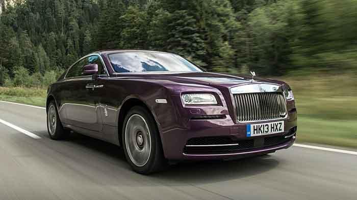 Rolls-Royce Wraith: Kleine Schwester des Geistes