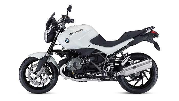 Sondermodell der BMW R 1200 R