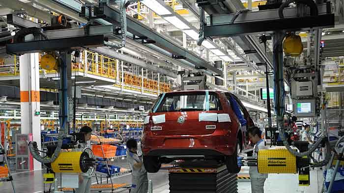 Auch in China steht VW nun vor Gericht.