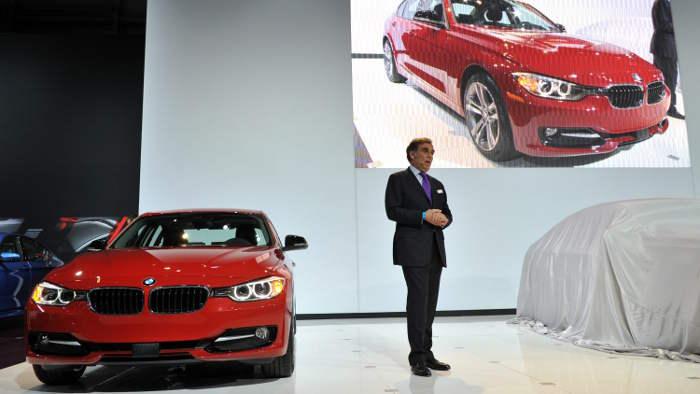 «Wir haben mit dem BMW i3 ambitionierte Ziele»