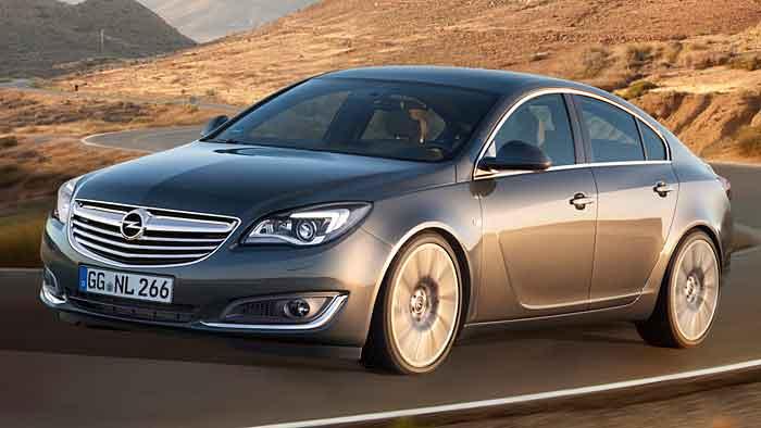 Der Opel Insignia wurde komplett erneuert.