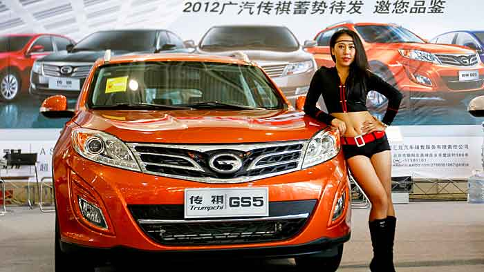 Chinesische Hersteller auf dem Vormarsch
