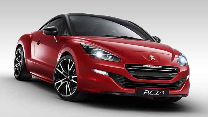 Peugeot hat den RCZ mit 270 Pferden bestückt.