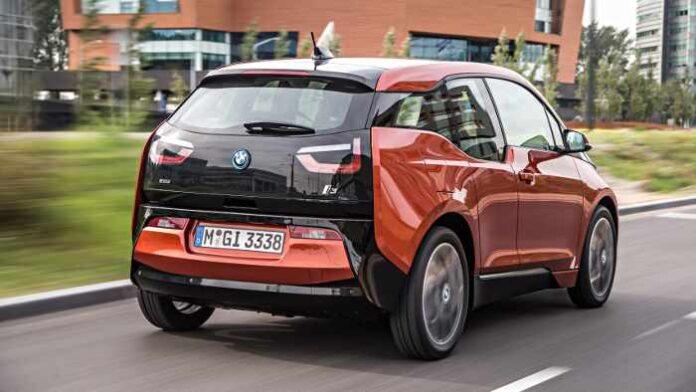 Der BMW i3 erhält einen größeren Bruder