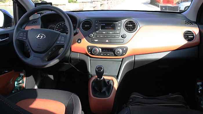 Hyundai hat den neuen i10 deutlich auf eine höhere Stufe gestellt.