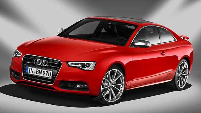 Audi feiert den DTM-Sieg mit einem Sondermodell des A5.