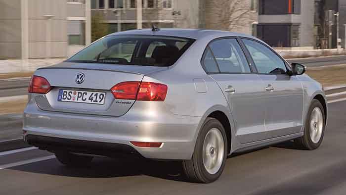 Der VW Jetta wird im kommenden Jahr auch in Brasilien produziert.